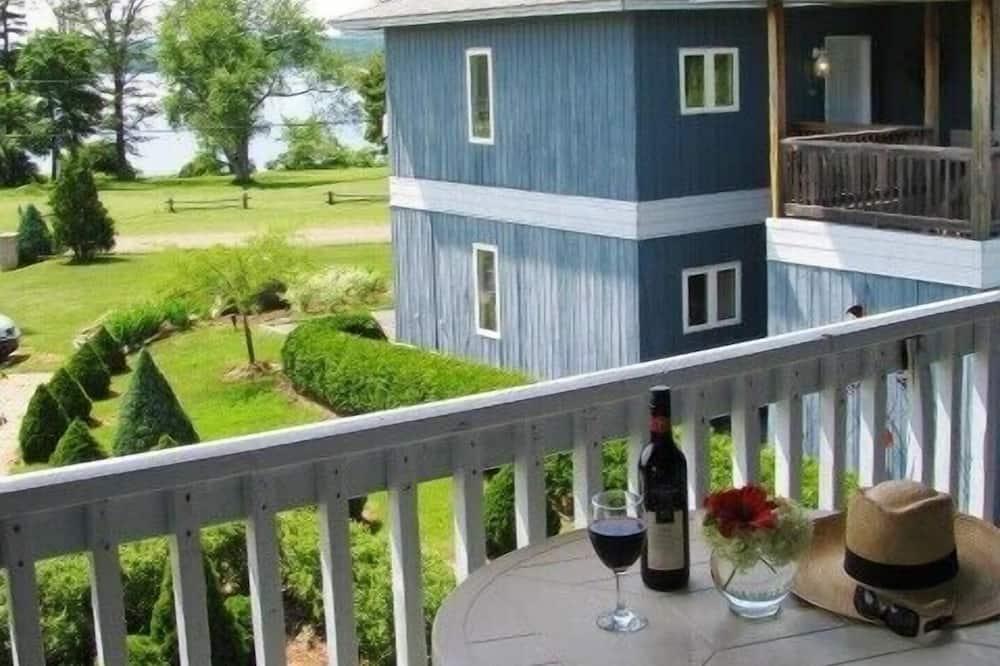 Süit, 2 Yatak Odası - Balkon