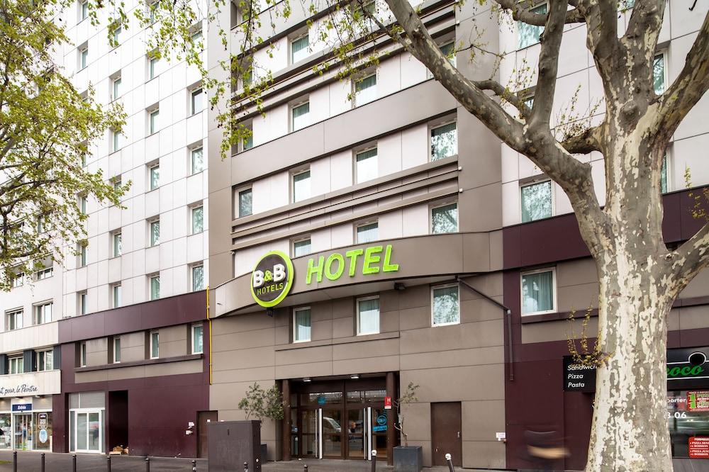 B And B Hotel Porte De La Villette