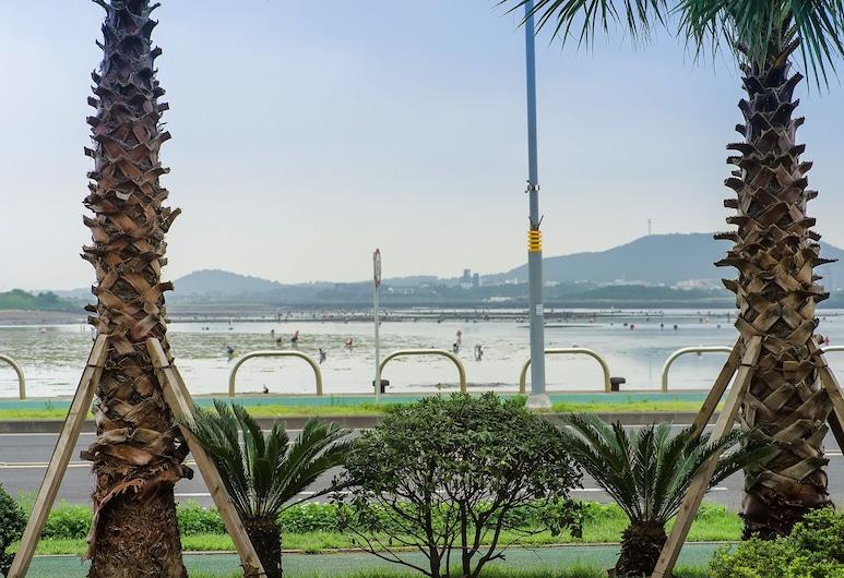 微風灣飯店, 西歸浦, 飯店入口