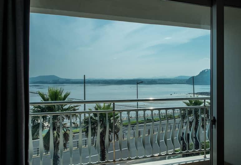 Breeze Bay Hotel, Seogwipo, Aukščiausios klasės kambarys, Vaizdas į paplūdimį / vandenyną