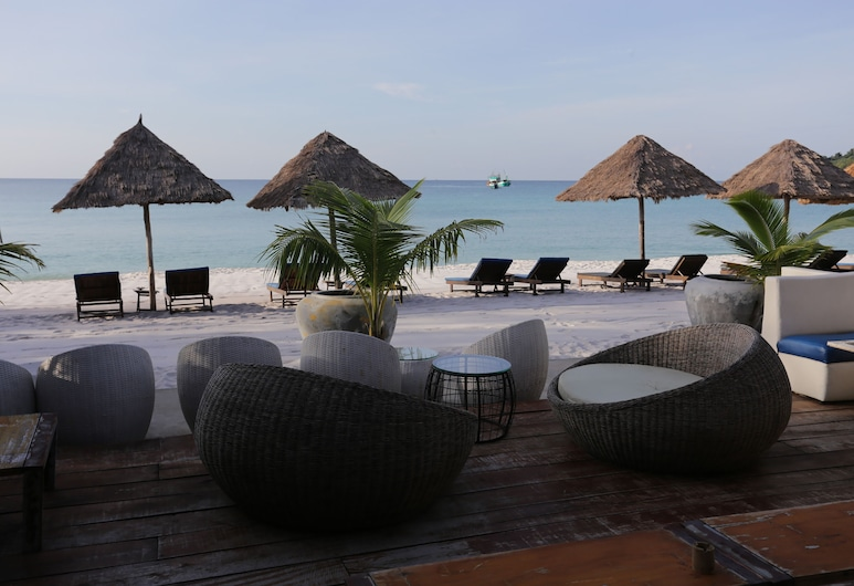 Sok San Beach Resort, Κοχ Ρονγκ, Εστιατόριο