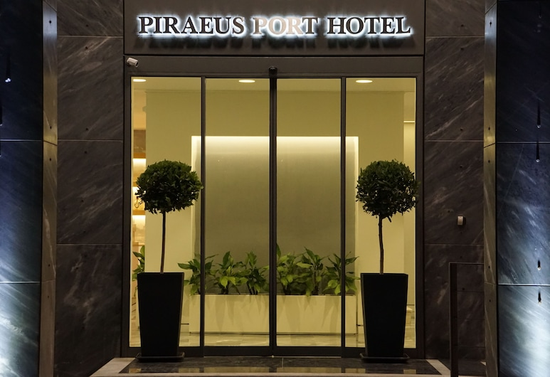 Piraeus Port Hotel, Πειραιάς, Είσοδος ξενοδοχείου