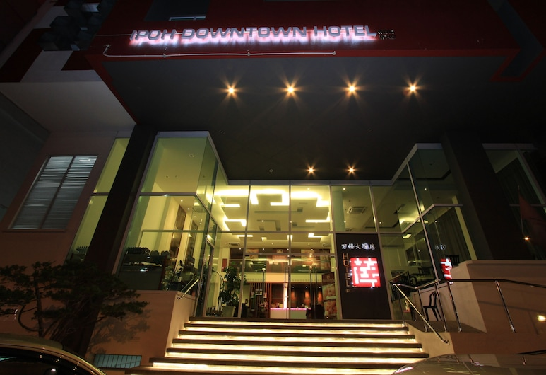 Ipoh Downtown Hotel, Ipoh, Hotellinngang