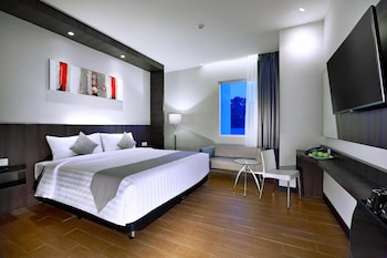Enter your dates to get the Bandung hotel deal