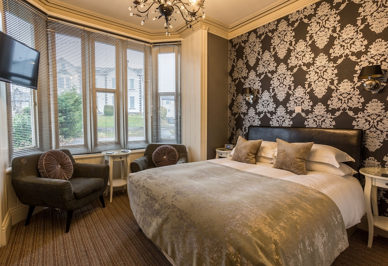 Jerichos Boutique Accommodation, Windermere, Superior Double Room, Guest Room