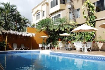 特古席加巴古義哈洛斯公寓飯店的相片