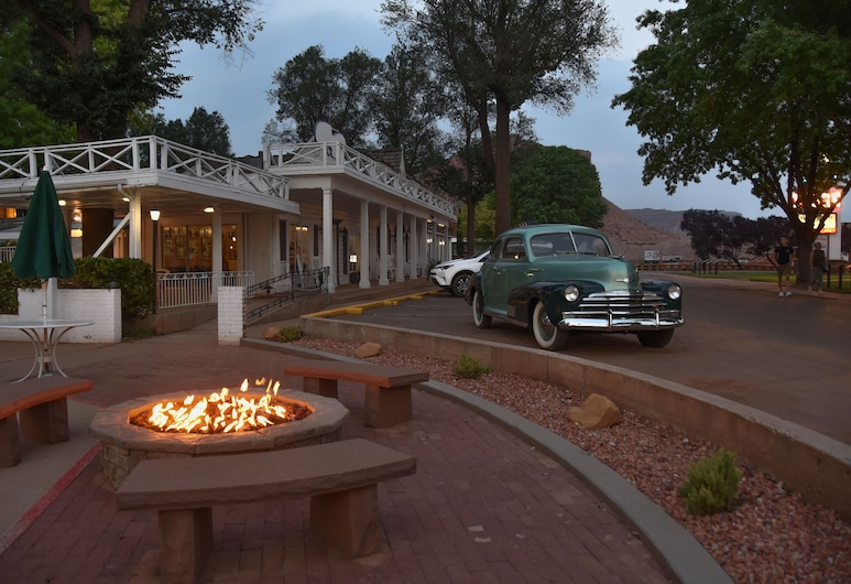 Parry Lodge, Kanab