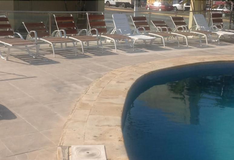 Hotel Rio Inn, Boca del Rio, Sundeck