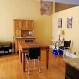 Apartment, 1 Bedroom, River View - Ruang Tamu