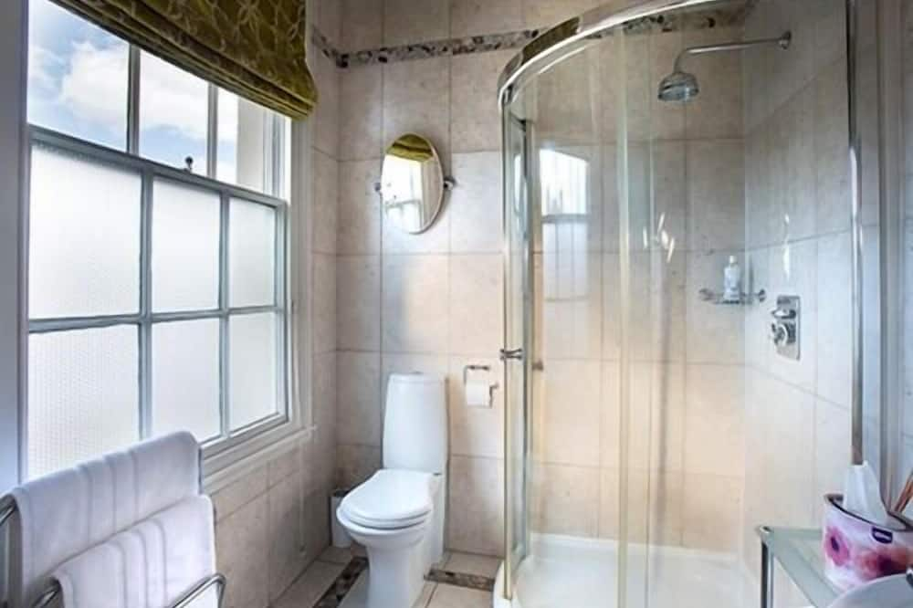 Superior-dobbeltværelse - eget badeværelse - Badeværelse