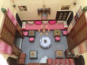 Introduce sus fechas y vea precios de hoteles última hora en Fez