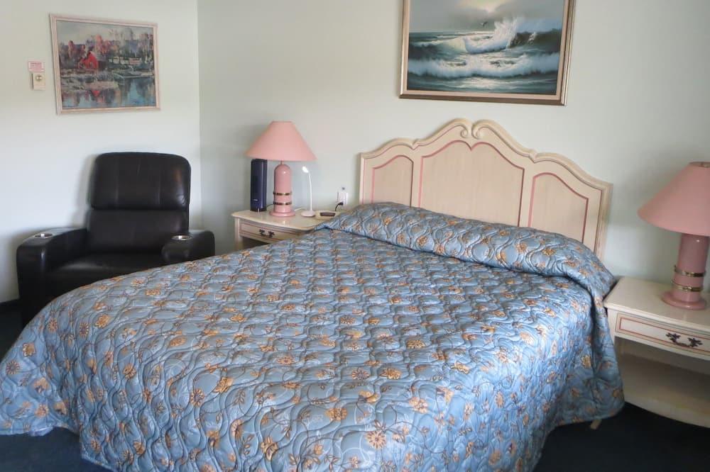 Номер, 1 двуспальная кровать «Квин-сайз» - Зона гостиной