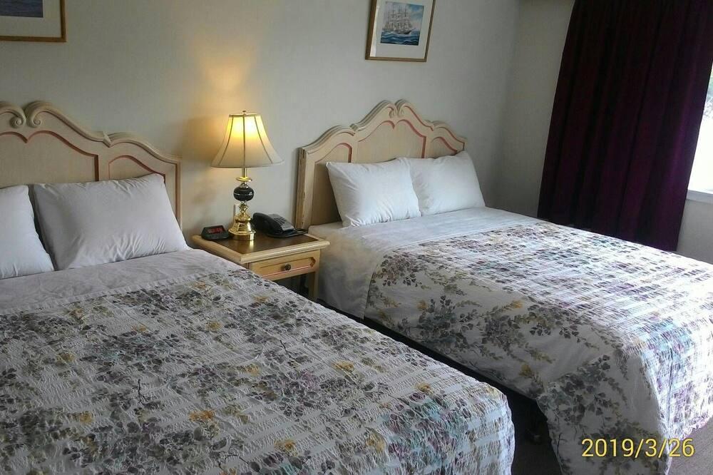 Номер, 2 двуспальные кровати «Квин-сайз» - Номер