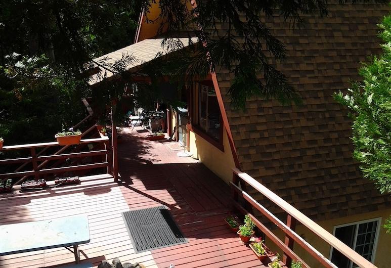 Arrowhead Mountain Inn, Danau Arrowhead, Teras/Patio