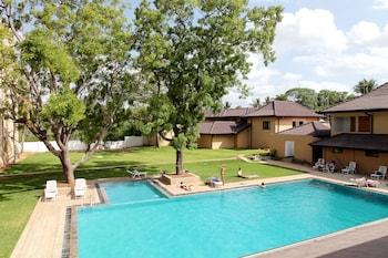 Selline näeb välja Rajarata Hotel, Anuradhapura