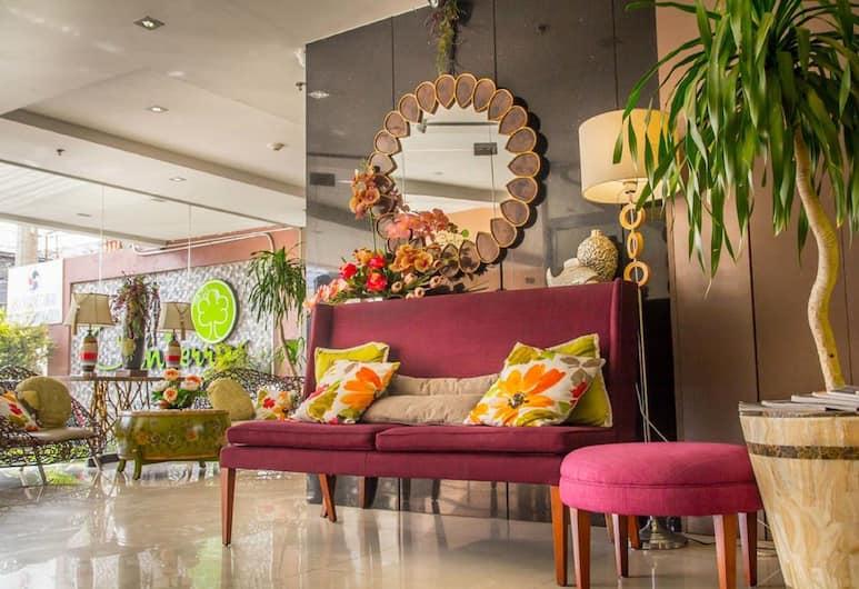 Canberry Hotel, Cebu, Lobby