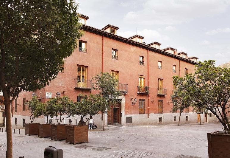 Palacio PL Conde de Miranda, Madrid, Fassade der Unterkunft
