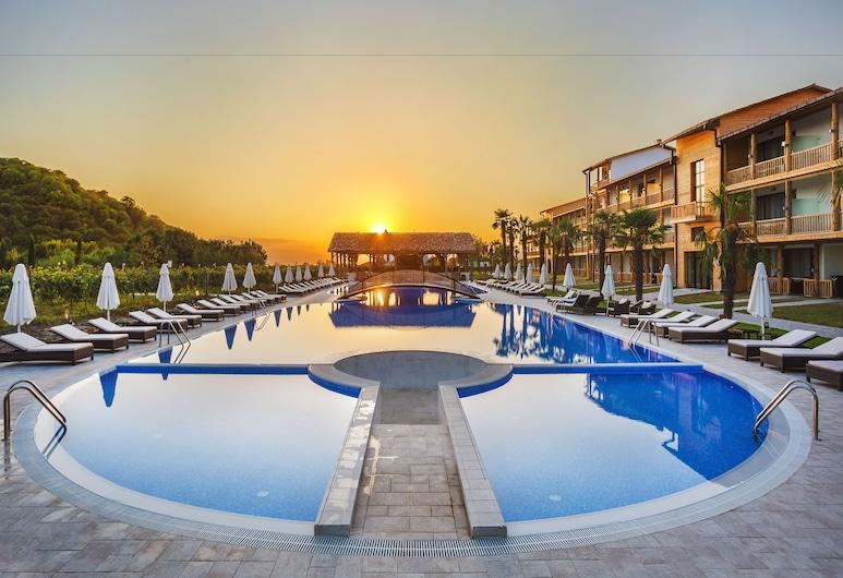 Lopota Lake Resort & Spa, Telavi, Piscina Exterior