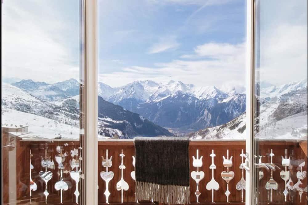 Panoramic Dört Kişilik Oda, Vadi Manzaralı - Balkon