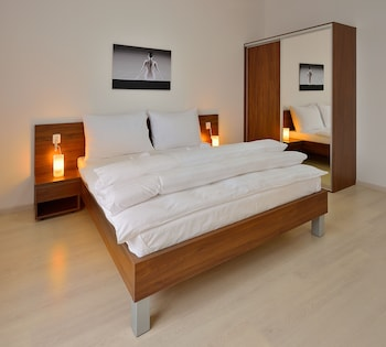 Picture of Ambiente Serviced Apartments-NamestieSNP in Bratislava