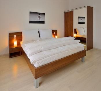 Bratislava bölgesindeki Ambiente Serviced Apartments-NamestieSNP resmi