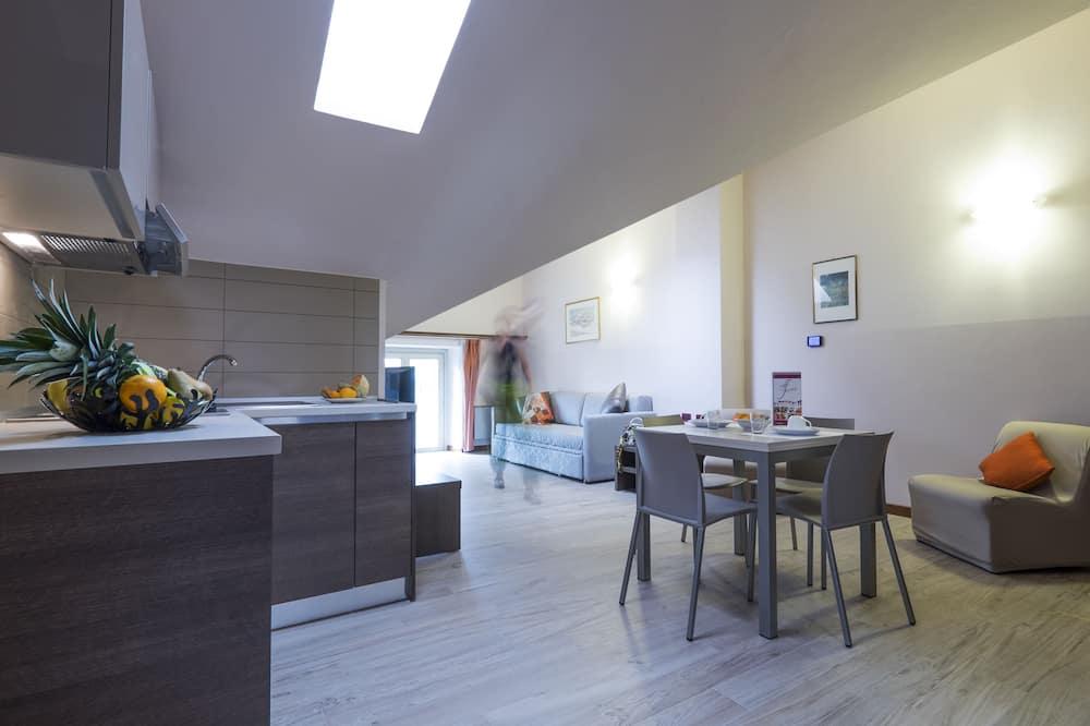 דירה (per 5 persone) - אזור מגורים