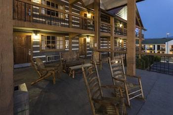 皮格佛格木頭小屋的圖片