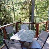 Muir Cabin - Balkon