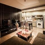 One Bedroom Suite - Oppholdsområde