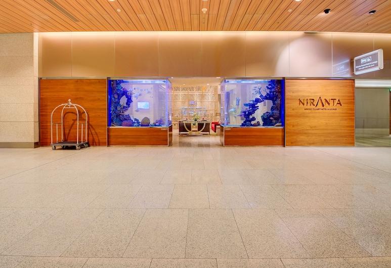 尼蘭塔機場轉機酒店及 2 航廈入境酒廊, 孟買