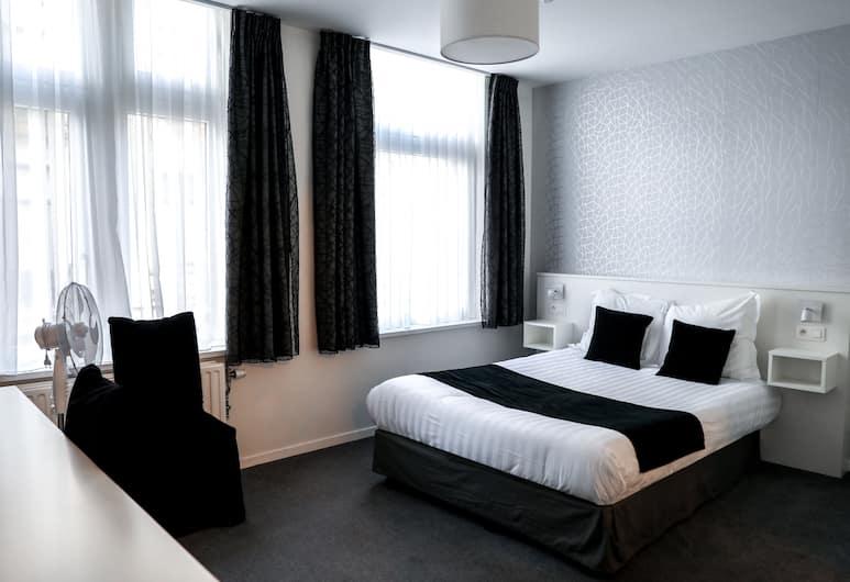 Tracotel, Bruxelles, Dobbeltværelse, Udsigt fra værelset