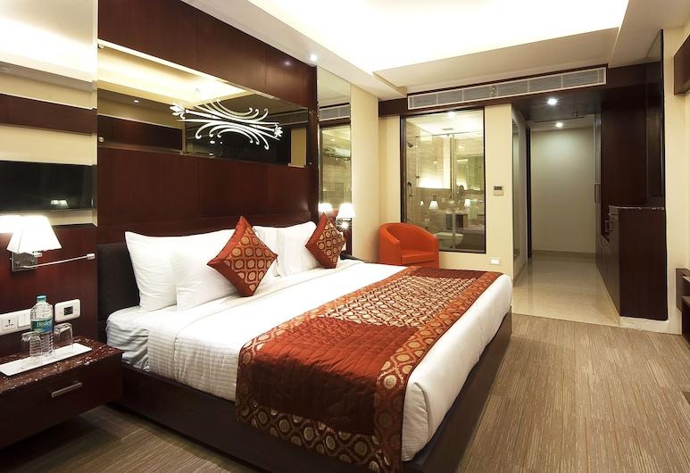 Hotel Golden Grand, New Delhi, Club Metro Facing, Guest Room