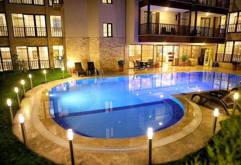 Venus Suite Hotel, Pamukkale, Hồ bơi ngoài trời