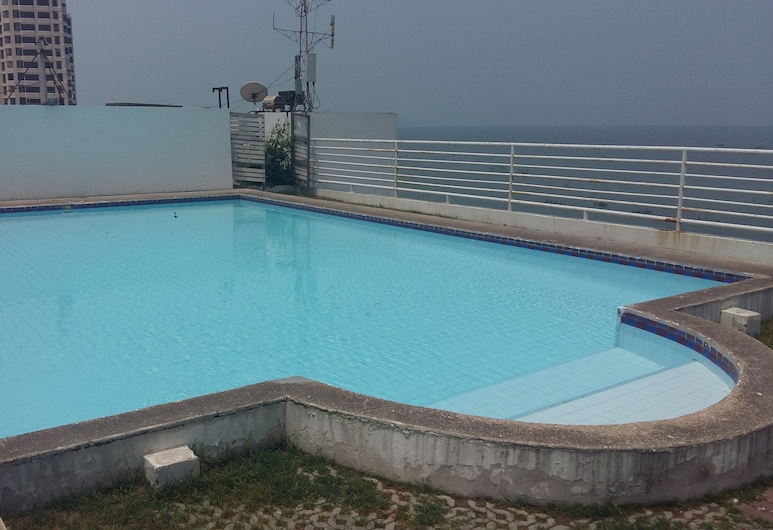 Sammuk Resort, Chonburi, Outdoor Pool