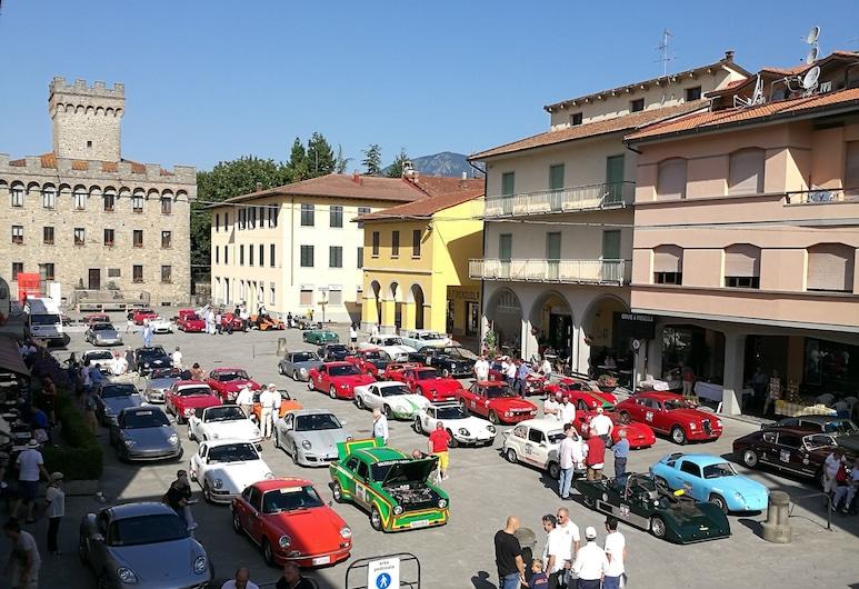 Hotel Piccola Firenze, Firenzuola, Vista desde el hotel