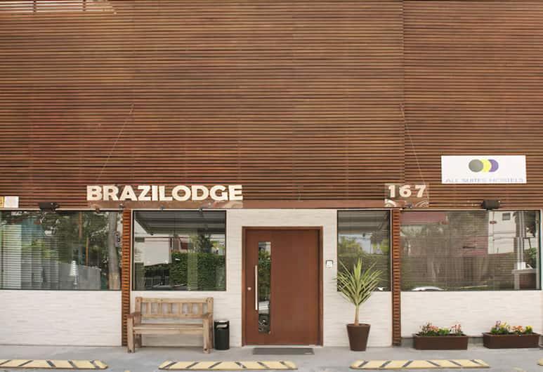 Brazilodge All Suites Hostel, San Paulas