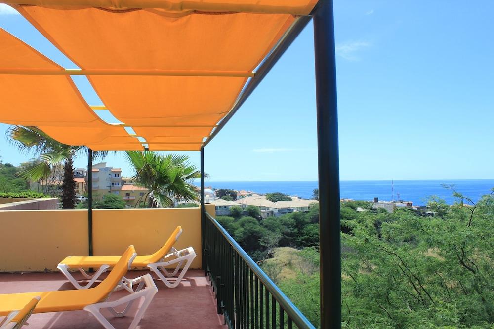 Hotel Xaguate, Sao Filipe, Utsikt mot strand/hav
