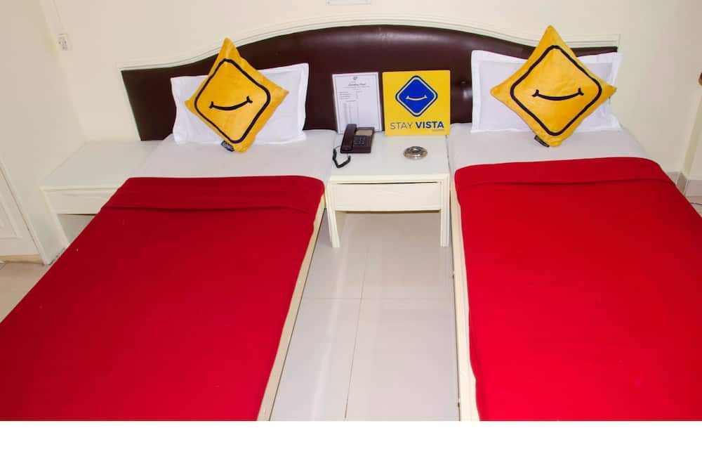 Standard dubbelrum - flera sovrum - Gästrum