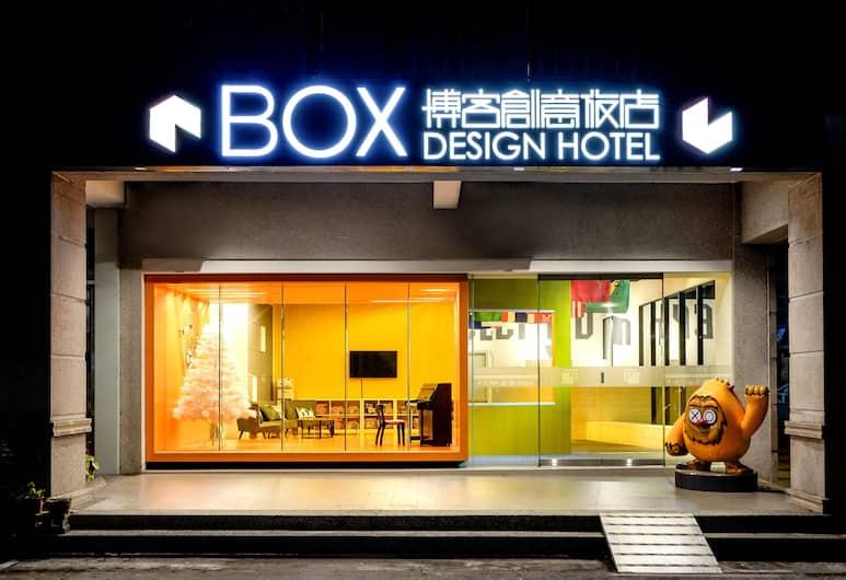 台中博客創意旅店, 台中市
