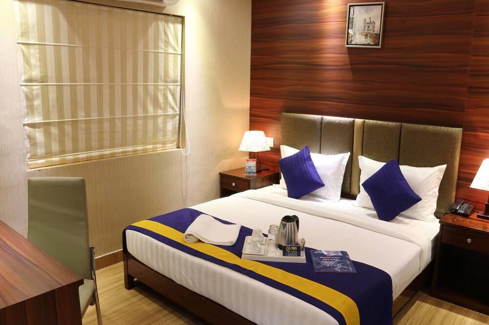 Standaard kamer, 1 twee- of 2 eenpersoonsbedden, 1 tweepersoonsbed, privébadkamer - Kamer