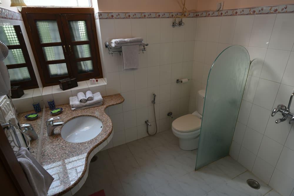 Quarto Deluxe - Banheiro