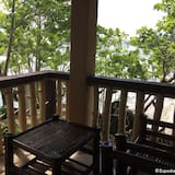 Basic Double or Twin Room, Multiple Beds, Ocean View - Balcony