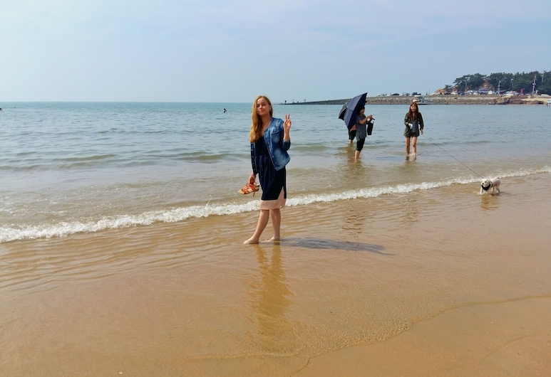 Better Guest House, Incheon, Plage