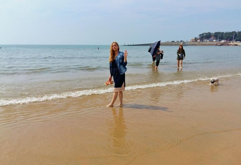 更好旅館, 仁川, 海灘
