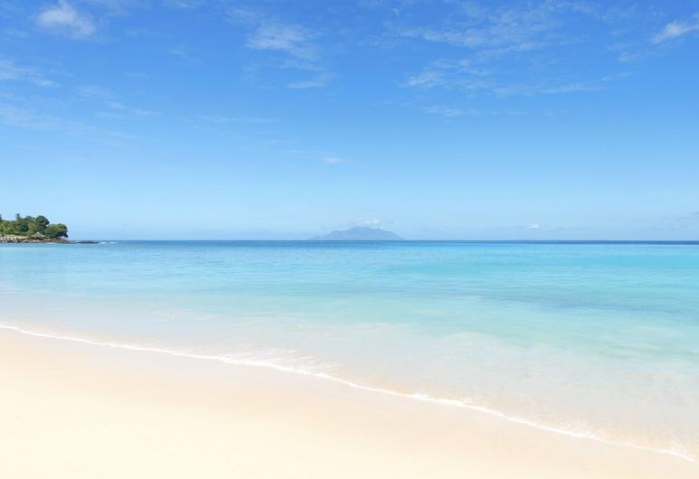 The H Resort Beau Vallon Beach, Mahe Island, Beach