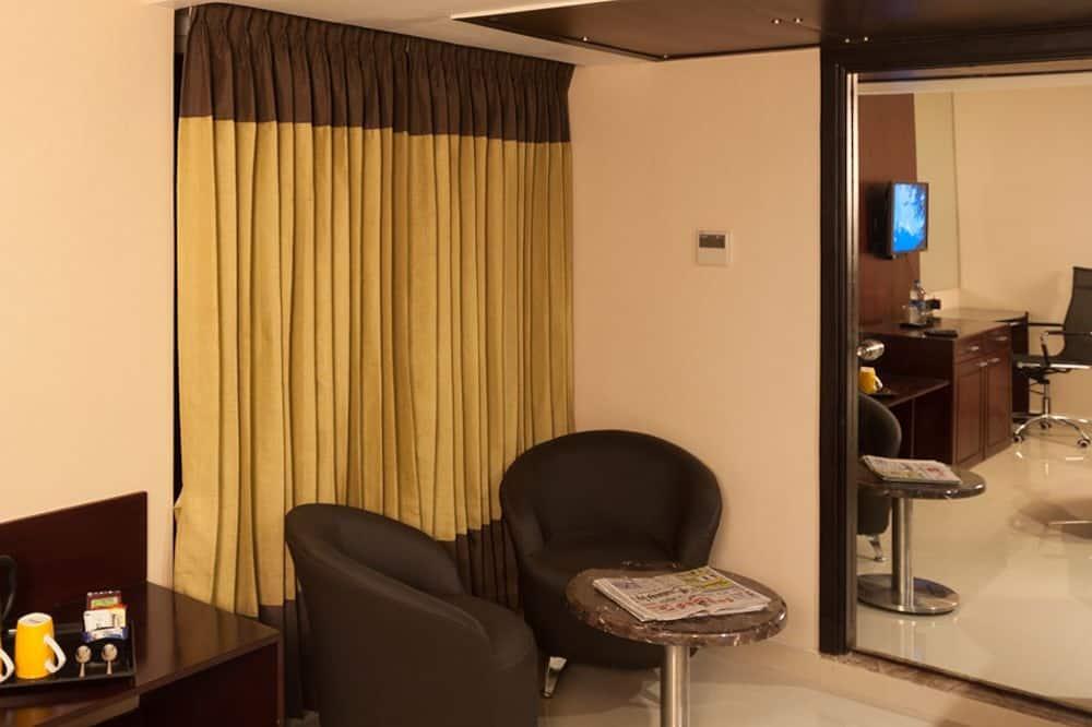 Premium Room - Living Area