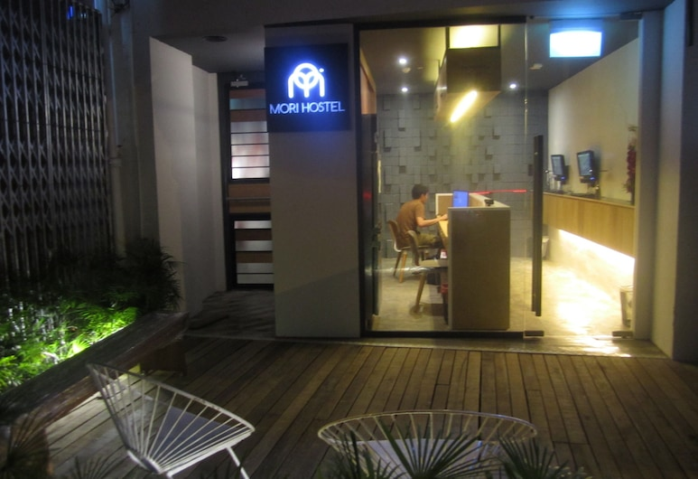 Mori Hostel, Singapore
