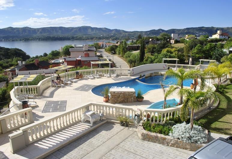 Villa La Font Apart Hotel & Spa, Villa Carlos Paz, Piscina al aire libre