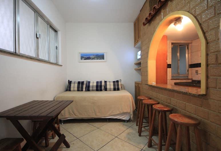Copacabana 705 B, Rio de Janeiro, Standard Apartment, 1 Bedroom, Kitchenette, Living Room