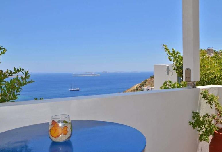 樂福卡瑟莫飯店, 阿斯提帕萊阿島, 開放式客房, 露台